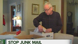 Stop junk mail - Video