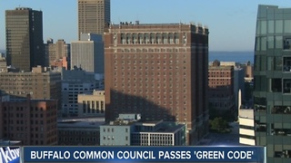 Buffalo Common Council passes Green Code - Video