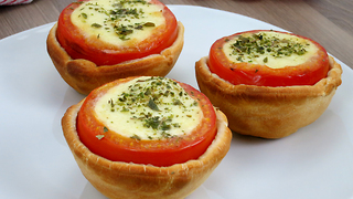 Baked potatoes are out, baked tomatoes are in! - Video