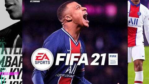Fifa 21 - Guess who got Fifa for Christmas!