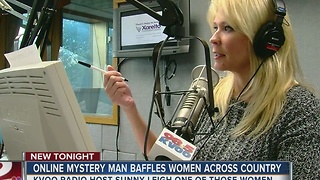 Online Mystery Man Baffles Women Across Country - Video