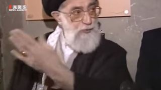 Khamenei and days in prison - Video