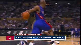 Chauncey GM 3 - Video