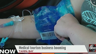 Medical tourism business booming - Video