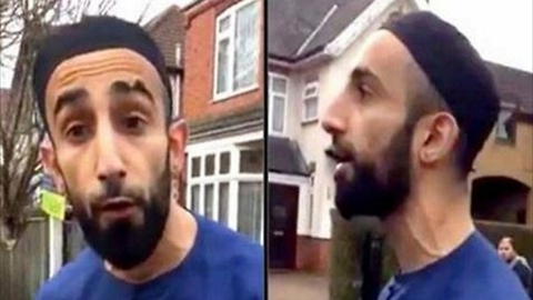 "Muslim Sees ""Pork-Eating White Girl"" And Responds Like A Terrorist, Police IGNORE Everything"