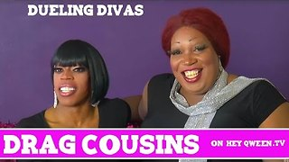 Drag Cousins: DUELING DIVAS: with Jasmine Masters & Lady Red Couture: Episode 9 - Video
