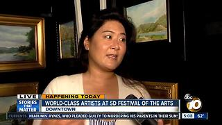 San Diego Festival of the Arts - Video