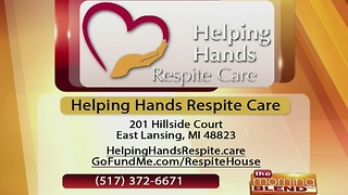 Helping Hands Respite - 12/9/16 - Video