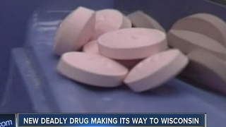 Drug deadlier than heroin, fentanyl possibly sighted in Wisconsin - Video