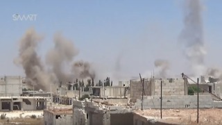 Casualties Reported in Regime Artillery Shelling in Northern Hama Province - Video