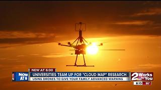 Universities team up for 'Cloud Map' research - Video