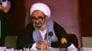 Iran's Council of Experts session decades ago