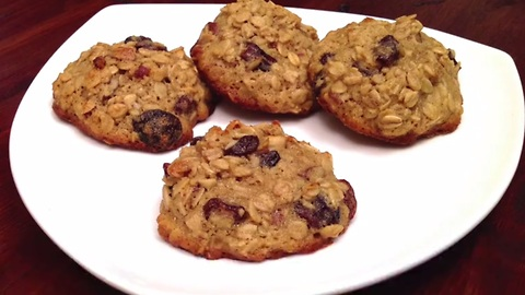 How to quickly make oatmeal cookies