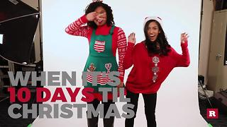 Generation Gap's countdown to Christmas: 10 Days - Video