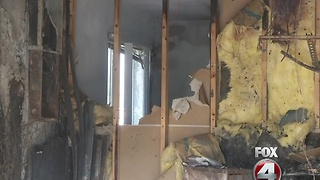 Cape Family Speaks After Fire - Video