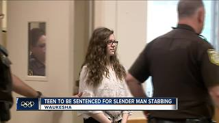 Teen to be sentenced in Slender Man stabbing - Video
