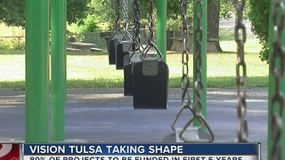 Vision Tulsa Taking Shape - Video
