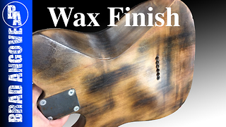 Applying/Updating a Wax Finish  - Video