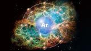 Noble Gas Found In Crab Nebula - Video