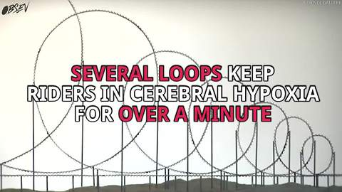 This roller coaster is to die for... Literally!