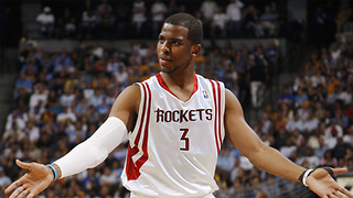 Chris Paul TRADED to the Houston Rockets - Video