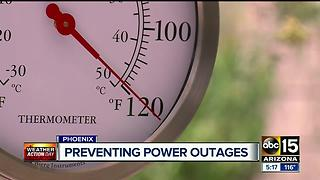 How local power companies keep up with demands during heat - Video