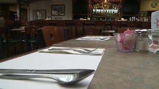 Tipped workers may have to split money - Video