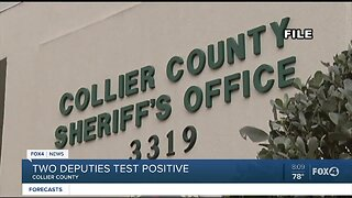 Two Collier County deputies test positive for COVID-19
