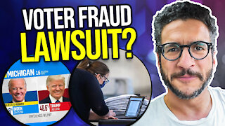 Michigan Election Fraud Lawsuit EXPLAINED - Viva Frei Vlawg