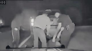 Oklahoma Officer Saves Woman From Heart Attack - Video