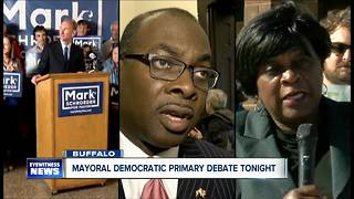 Buffalo mayoral candidates debate - Video
