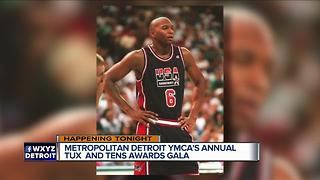 Detroit YMCA Tux and Tens Award Gala - Video