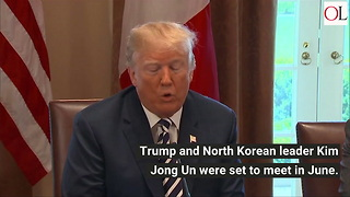 North Korea Brings Doubt To Future Talks With Donald Trump - Video