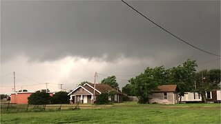Oklahoma washed out by storms