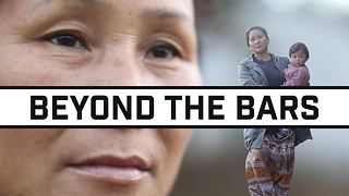 Children in captivity: freeing Nepal's prison babies - Video