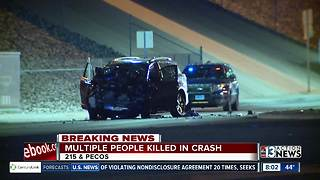 Stolen vehicle involved in deadly crash