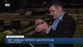 41th Annual Detroit Jazz Festival