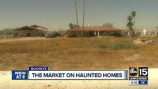 Would a home being haunted keep you from buying it?