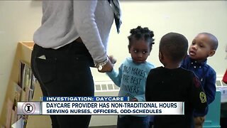 Investigation Daycare: Buffalo daycare caters to police, nurses, parents with odd schedules
