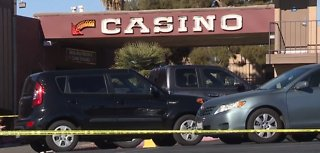 Police investigating shootings at Wild Wild West hotel-casino