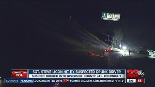 Veteran CHP officer killed by suspected drunk driver