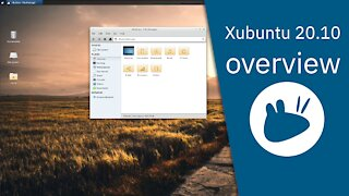 Xubuntu 20.10 overview | A operating system that combines elegance and ease of use.
