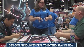 Gen Con announces deal to extend Indy stay through