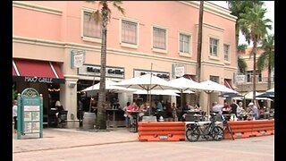 Palm Beach County restaurants moving to 50% capacity Monday