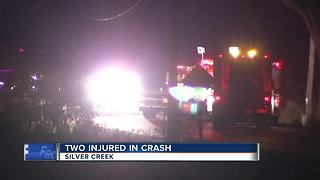 Two injured in Manitowoc Co. crash - Video