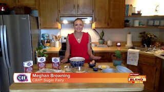 Baking with the Sugar Fairy
