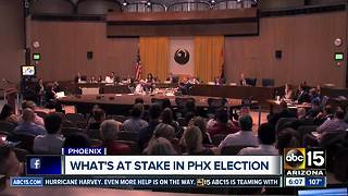 What's at stake in Phoenix election? - Video