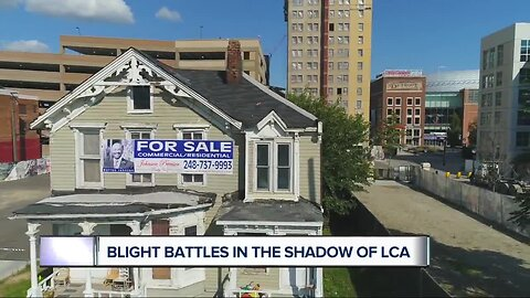 Blighted house near LCA with $5M asking price remains in limbo