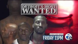 Detroit's Most Wanted Dec. 15