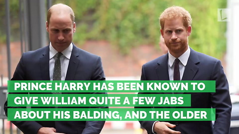 Prince William Got a $250 Haircut to Stop Prince Harry's Teasing